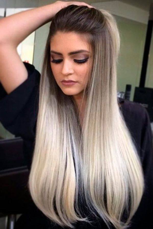 Hair Color 2017/ 2018 - Blonde and brown hair trends ...