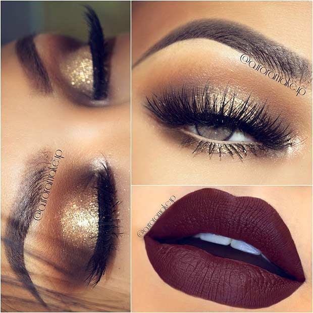 Makeup Ideas 2017 2018 Holiday Party