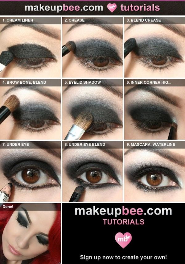 Best Ideas For Makeup Tutorials : Step-By-Step Tutorial ...