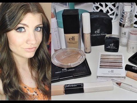 Best Ideas For Makeup Tutorials E L F Cosmetics Full Face