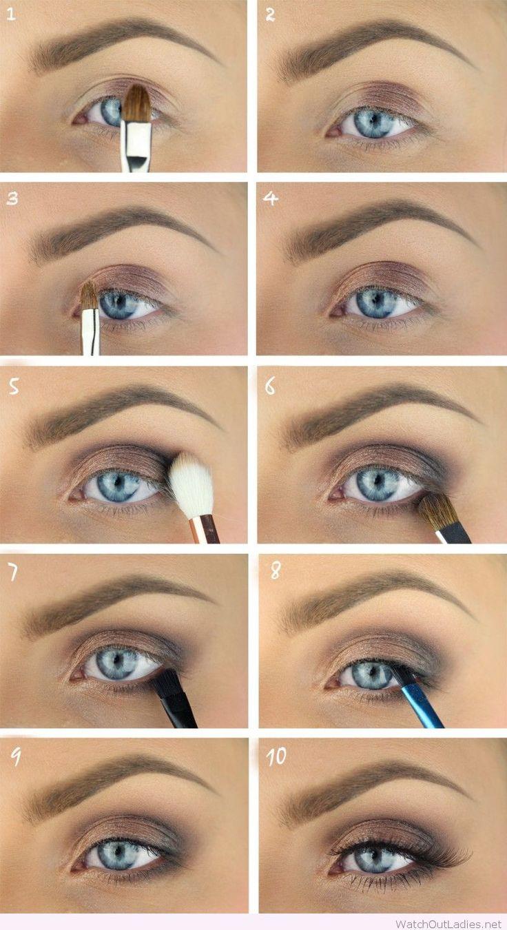 best eye makeup for blue eyes over 50 | saubhaya makeup