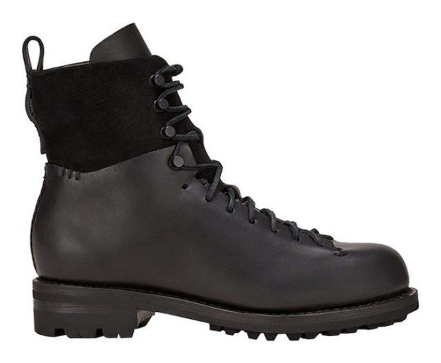 bottes cuir homme style rangers de randonnée par FEIT
