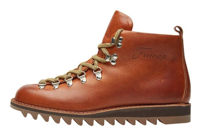 boots cuir homme homme chaussures de randonnée Scarponcino M120 Fracap