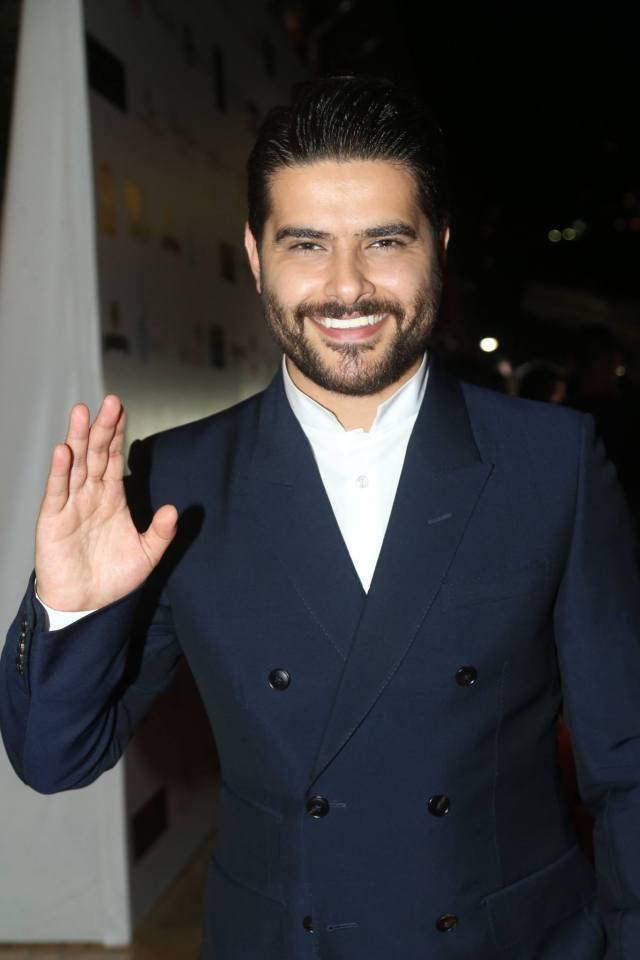 Murex D'or 2017 - look de Nassif Zeytoun sur tapis rouge