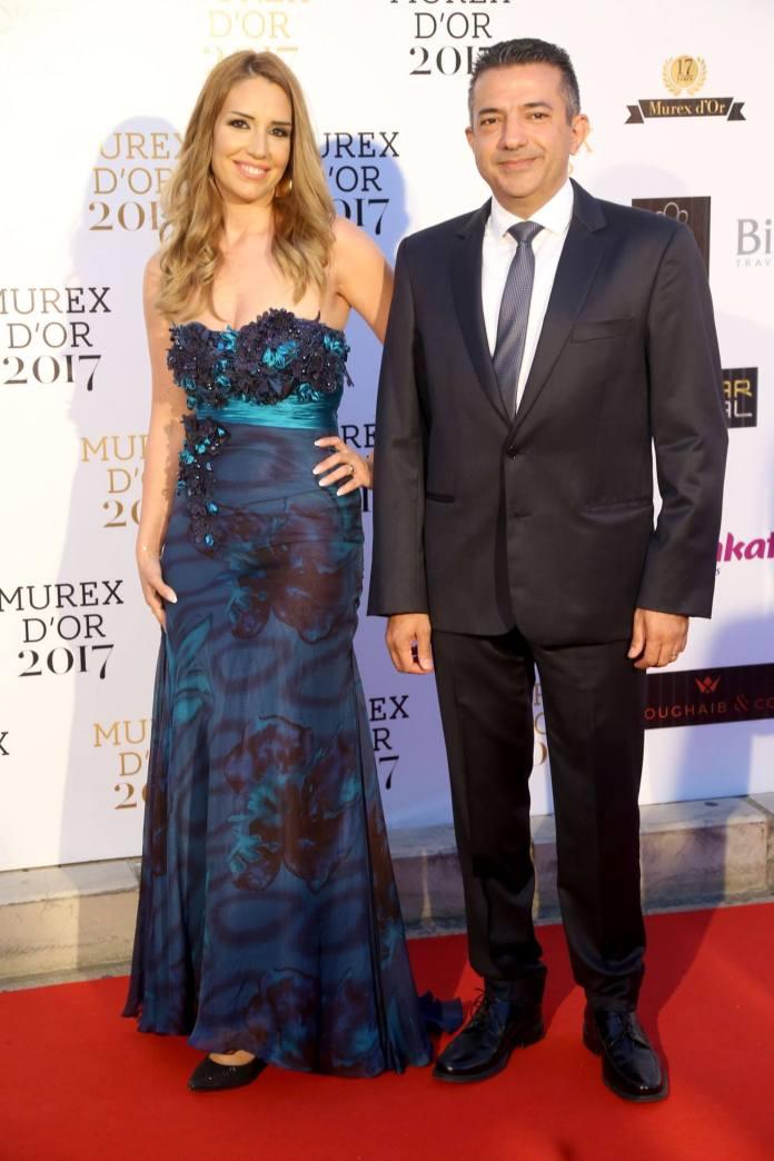 Christine Jahchan Khalbourji et Peter Khalbourji