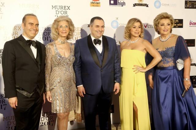 Murex D'or 2017 - looks de stars sur tapis rouge (39)