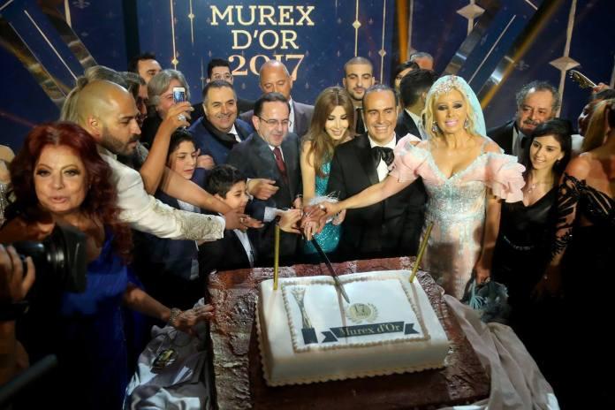 Murex d'or 2017 - ceremonie au casino du liban