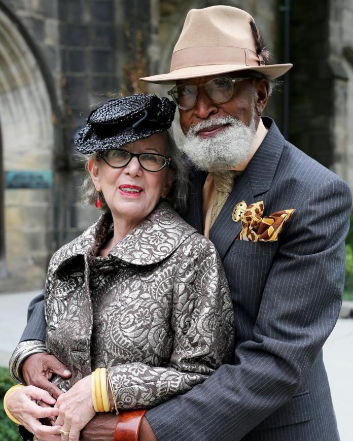 Bill et Eva aux USA