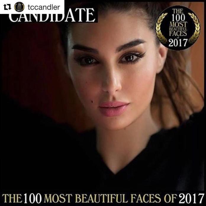 L'actrice égyptienne Yasmine Sabri