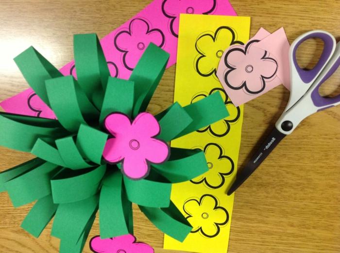Comment fabriquer une rose pour la fête des mères ?