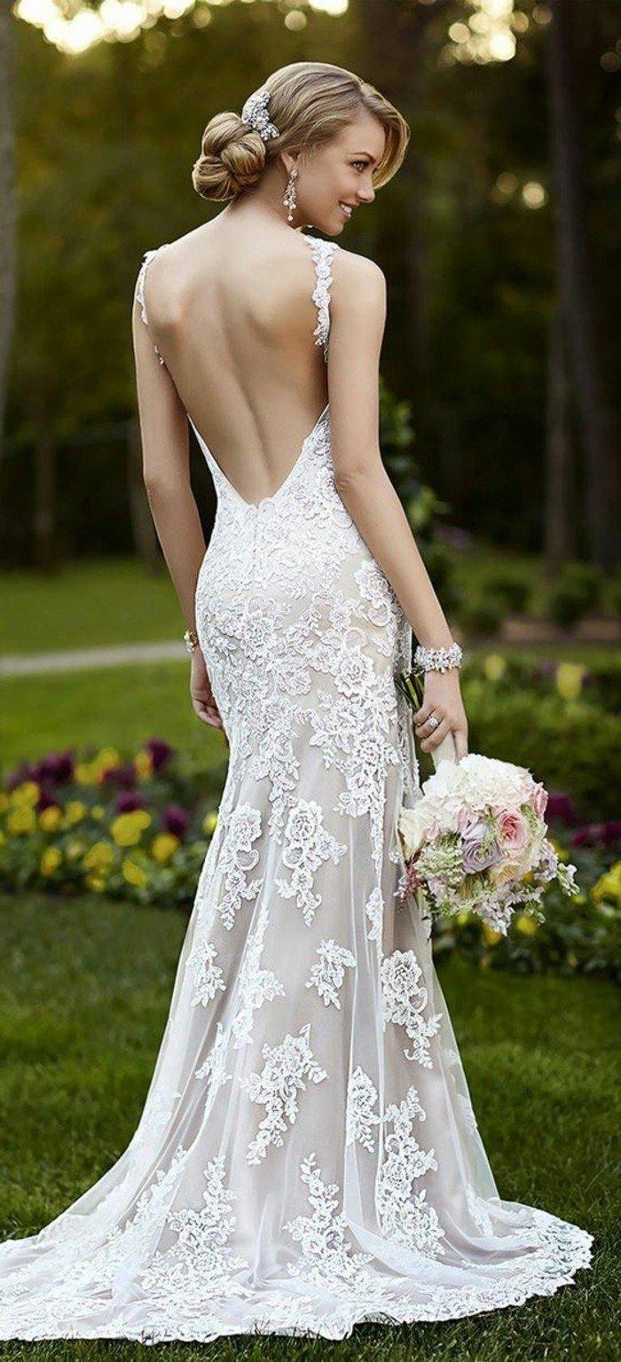 Tendance Mode 60 Des Plus Belles Robes De Mariage Civil