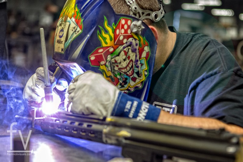 "Aynor, SC -- GunsRelocated: When Connecticut and New York passed strict gun laws following the 2012 Newtown massacre, some gun-makers firmly rooted in the heart of the firearm industry made life and business-altering decisions. They left. In their pursuit of cheap land and deep tax breaks offered by friendly suitors from South Carolina, Texas and Nevada, they have been forced to contend with new challenges: finding skilled workers from the plentiful pool left behind in the so-called ""New England Gun Valley'' and new distribution channels to get their products, including the controversial and much-coveted assault rifles—to market. -- Photo by Brett Flashnick, Freelance"