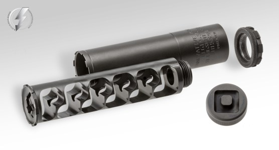 Photo gallery of Innovative Arms Slingshot Suppressor