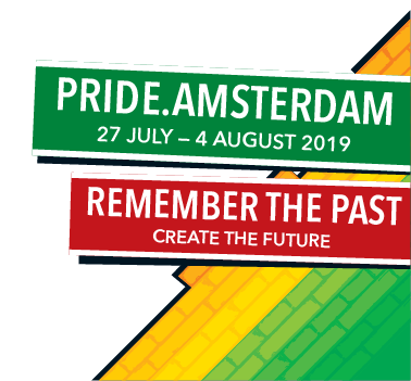 Flash NL Pride Weekend