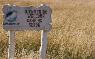 1st night campsite