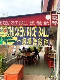 One of many restaurants