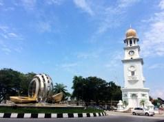 ubilee Clock Tower, Georgetown Penang