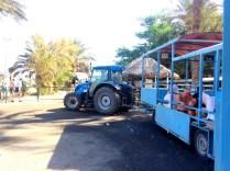 Shuttle to the Dead Sea shore
