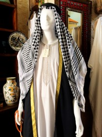 Middle Eastern attire for men