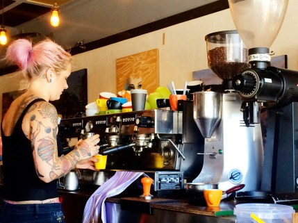 Barista in Melbourne