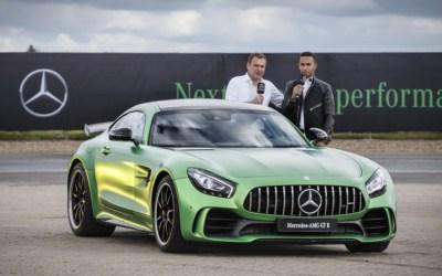 Mercedes-AMG GT R será de edição limitada
