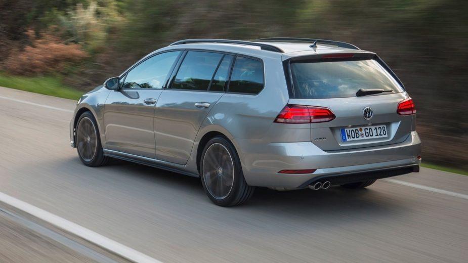 Ainda há esperança para a versão Variant do Volkswagen Golf