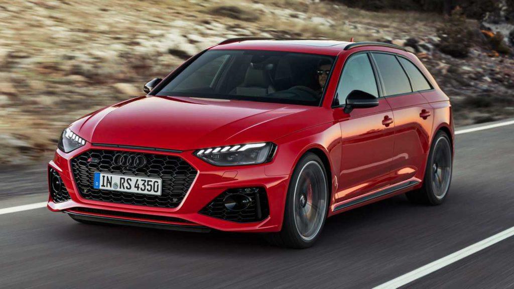 Audi RS4 Avant para quem procura espaço e velocidade