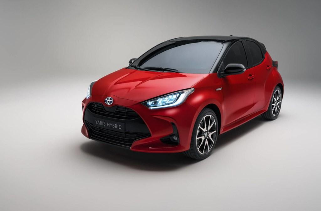 Novo Toyota Yaris 2020