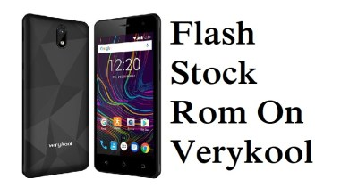 Flash Stock Rom on Verykool s5028 Bolt