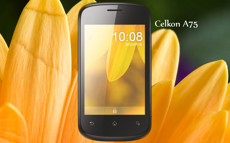 How to Flash Stock Rom on Celkon A75