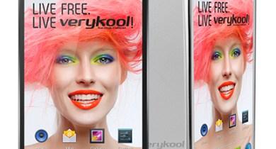 Flash Stock Rom on Verykool Spark S505