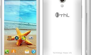 How to Flash Stock Rom on ThL A2 Dual