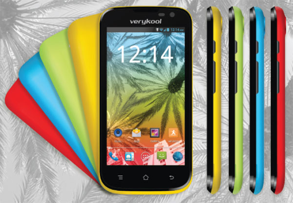 How to Flash Stock Rom on Verykool Luna Jr. s4509