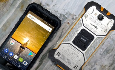 How to Flash Stock Rom on Ulefone armor 2