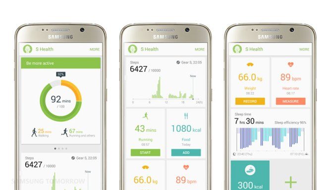 Install S-Health App on Rooted Samsung devices with Tripped KNOX