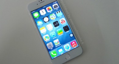 Flash Stock Rom onClone iPhone 6