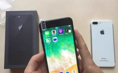 How to Flash Stock Rom onClone iPhone 8 plus
