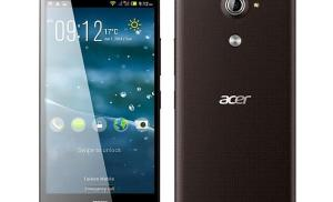 How to Flash Stock Rom on Acer Liquid X1