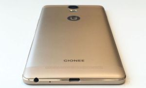 How to Flash Stock Rom on Gionee M5 Plus 0101