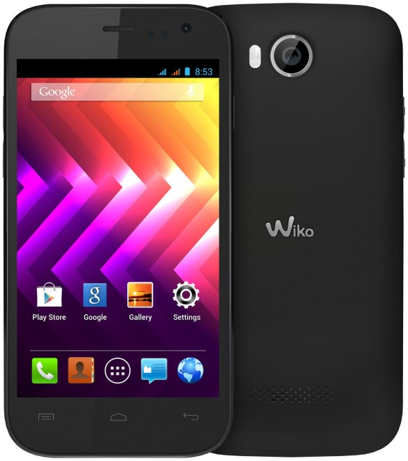 How to Flash Stock Rom on Wiko Iggy V24 MT6572 - Flash Stock Rom