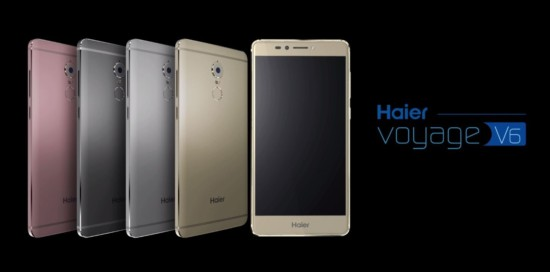 How to Flash Stock Rom onHaier Voyage V6 R1