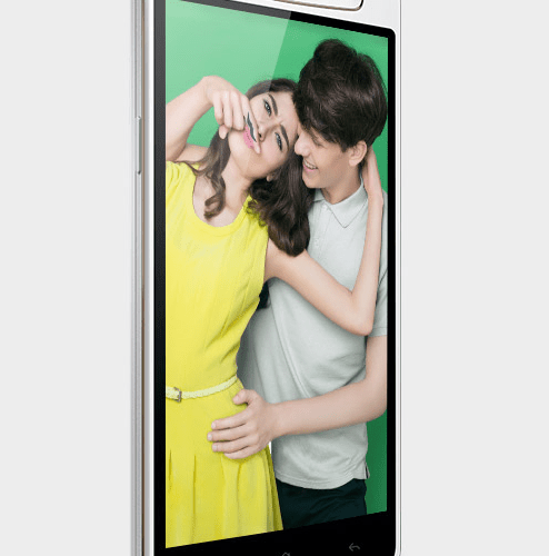 Flash Stock Rom onOppo N1 Mini N5116 using Recovery Mode