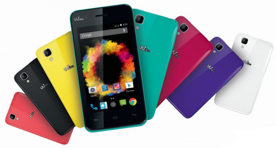 How to Flash Stock Rom on Wiko Sunset V17 MT6572