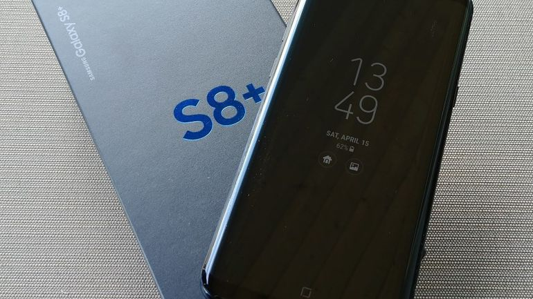 Flash Stock Rom on Samsung Galaxy S8 Plus SM-G955U - Flash