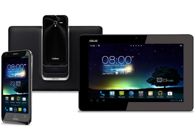 How to Flash Asus PadFone Stock Firmware