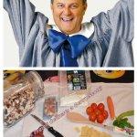 4 Chiacchiere in Cucina. Pasta e fagioli dedicata a Gerry Scotti