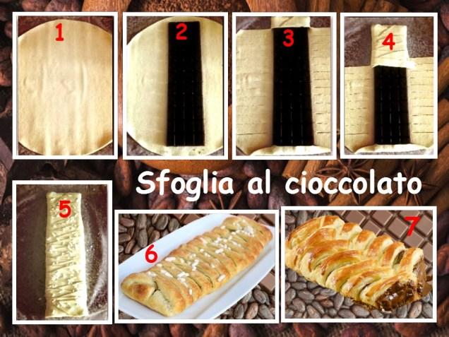 sfoglia al cioccolato ricetta bio style