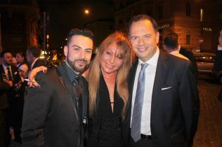 Anthony Peth, Monica Mabelli, Antonio Pascotto tgcom24