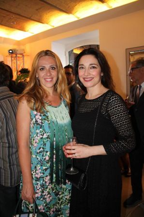 Lisa Marzoli e Sara Ricci