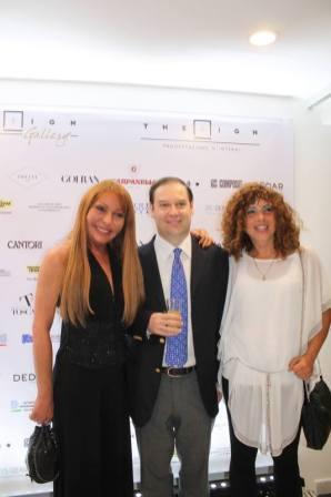 Monica Mabelli, Principe Giovannelli e Sasha Altea